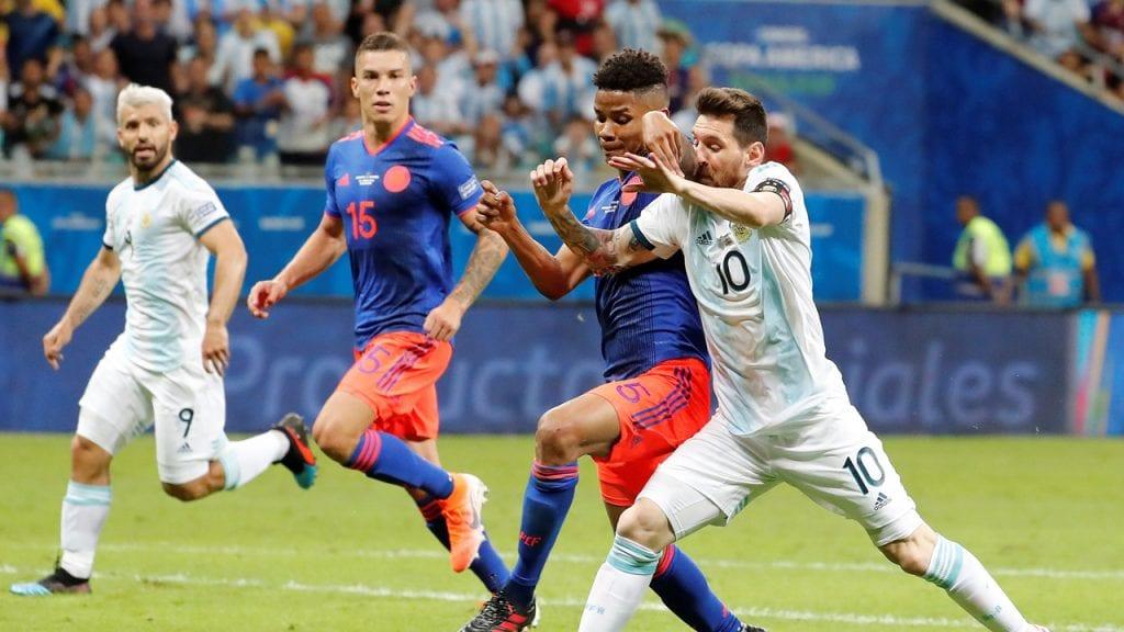 Pronóstico Argentina vs Paraguay