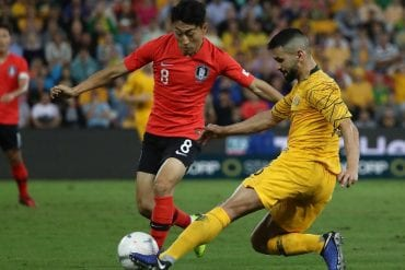 South Korea vs Australia Betting Tip and Prediction