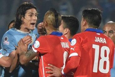 Pronóstico Chile vs Uruguay