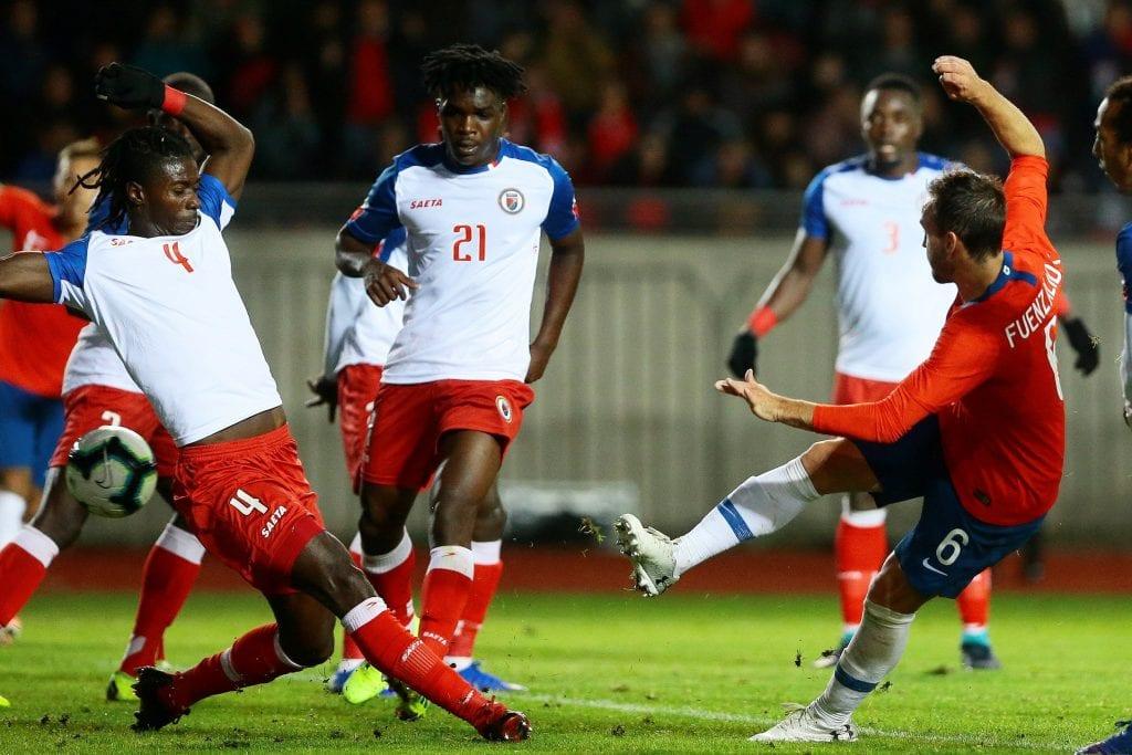 Pronóstico Haití vs Bermudas