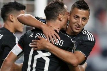 Pronóstico Martinica vs México