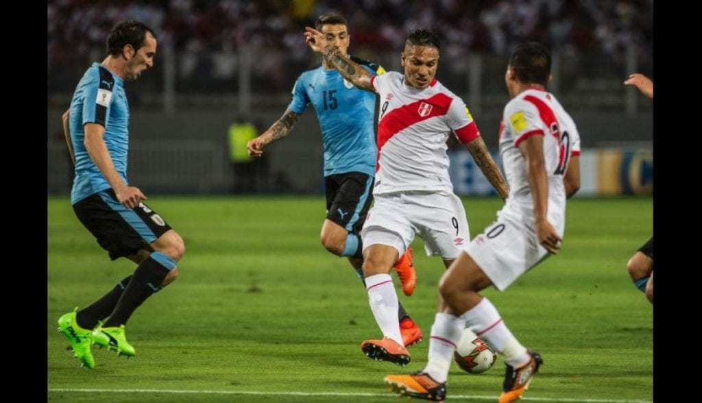 Pronóstico Uruguay vs Perú