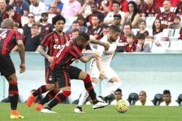 Atlético Paranaense vs International Betting Tip and Prediction
