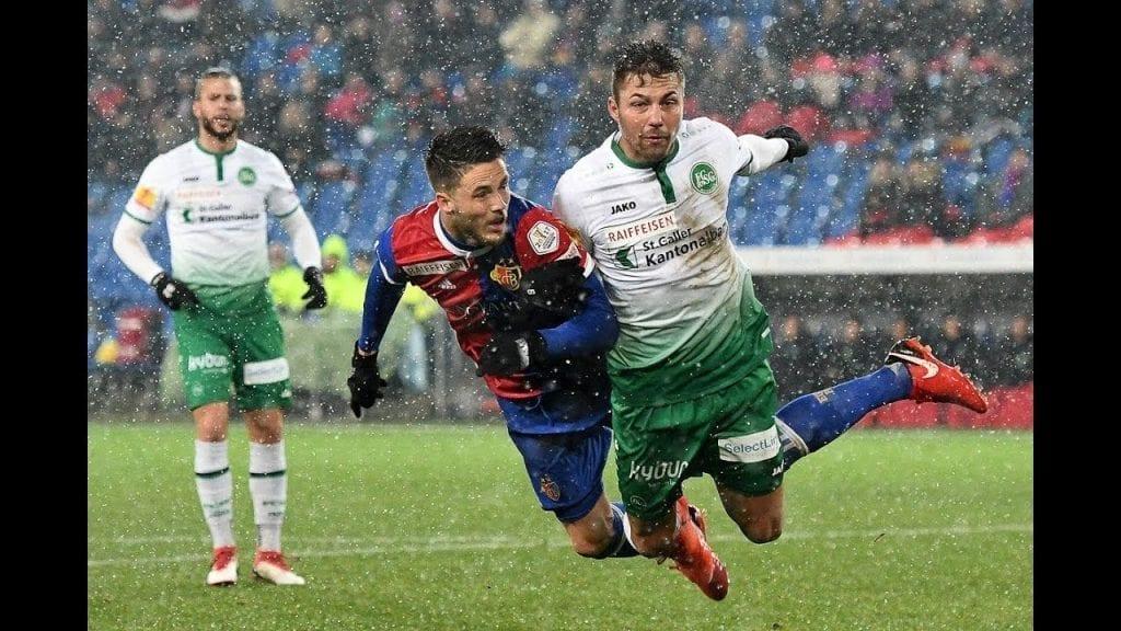 Pronóstico Basel vs ST. Gallen