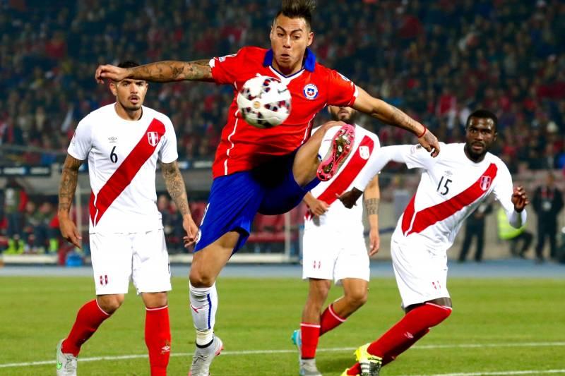 Pronóstico Chile vs Perú