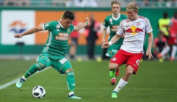 Rapid Wien vs Salzburg Betting Tip and Prediction