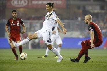 Pronóstico LA Galaxy vs Toronto FC