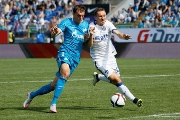 Dinamo Moscow vs Zenit St. Petersburg Betting Tip and Prediction