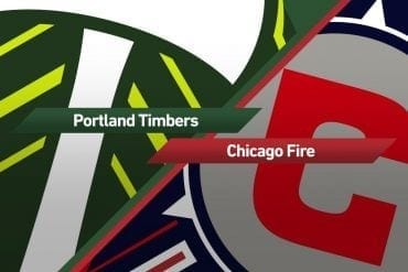 Portland Timbers vs Chicago Fire
