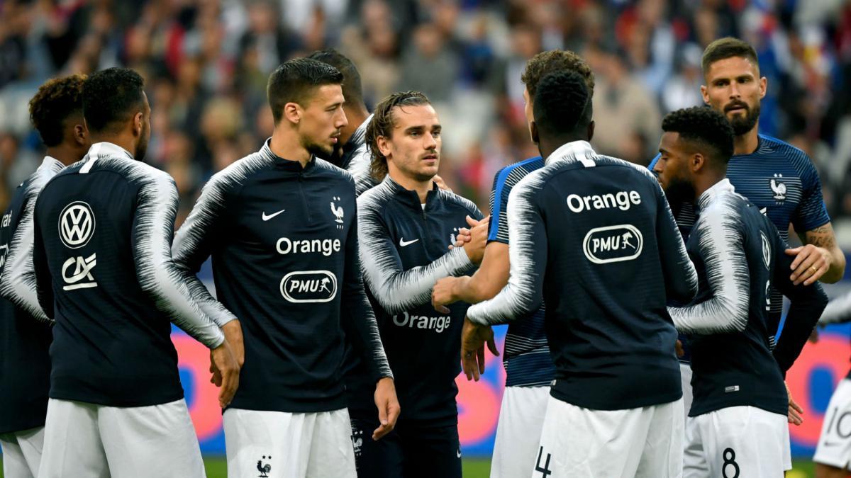 France Vs Andorra