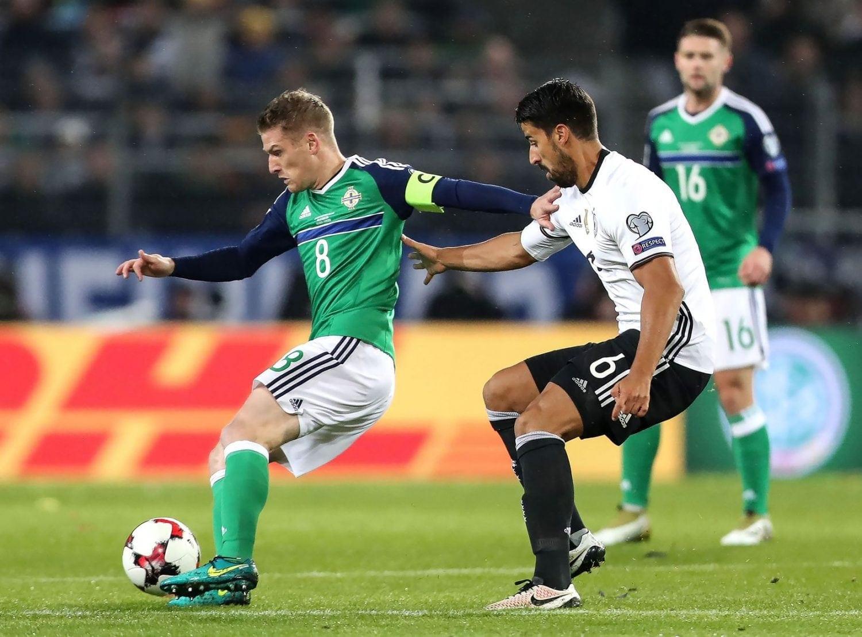 Irland Vs Deutschland