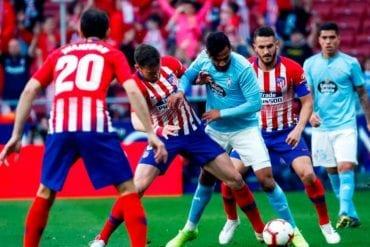 Pronóstico Atlético de Madrid vs Celta de Vigo