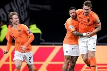Pronóstico Estonia vs Holanda