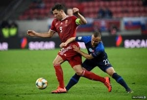 Pronóstico Hungría vs Eslovaquia