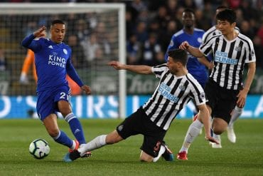 Pronóstico Leicester vs Newcastle