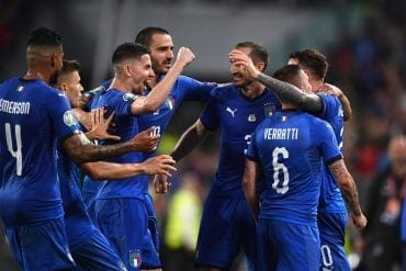 Pronóstico Armenia vs Italia