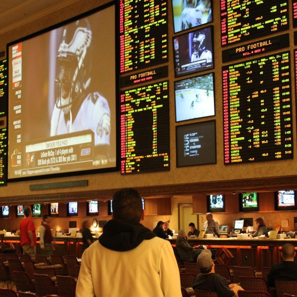 sports betting Jon Price