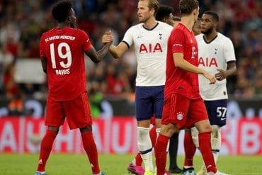 Pronóstico Tottenham vs Bayern