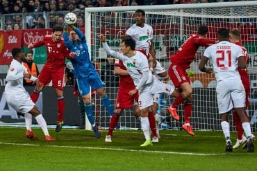 Augsburg vs Bayern Munich Betting Tip and Prediction