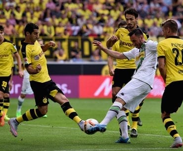 Dortmund vs Monchengladbach Betting Tip and Prediction