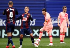 Eibar vs Barcelona Betting Tip and Prediction