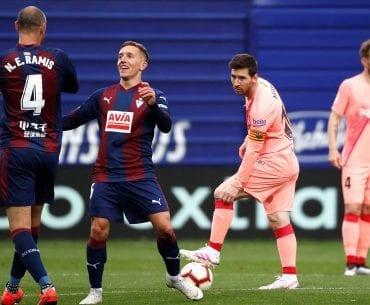 Eibar vs Barcelona Betting Tip and Prediction