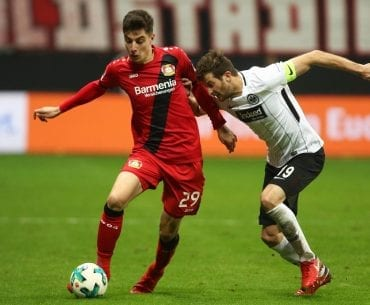Frankfurt vs Leverkusen Betting Tip and Prediction