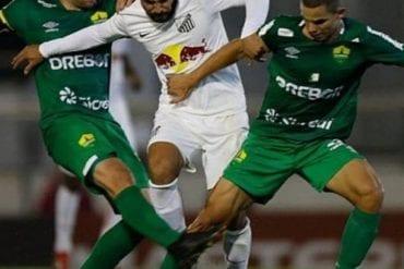 Pronóstico Cuiabá vs Bragantino