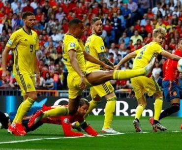 Pronóstico Suecia vs España