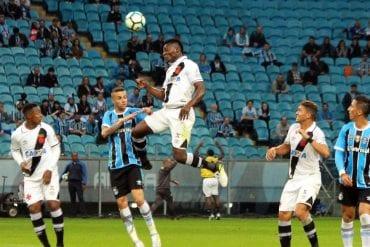 Vasco da Gama vs Grêmio Betting Tip and Prediction