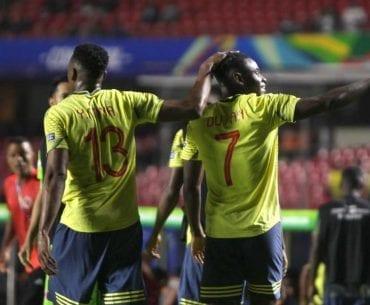 Pronóstico Argelia vs Colombia