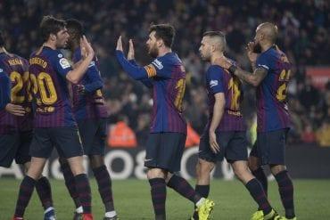 Pronóstico Barcelona vs Valladolid