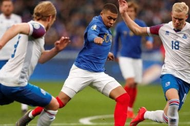 Pronóstico Islandia vs Francia