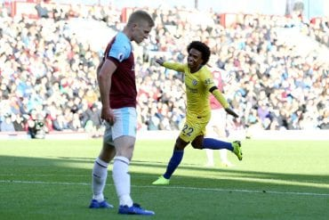 Pronóstico Burnley vs Chelsea