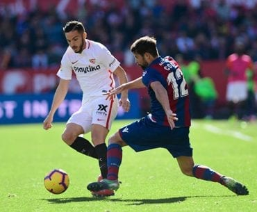 Pronóstico Sevilla vs Levante