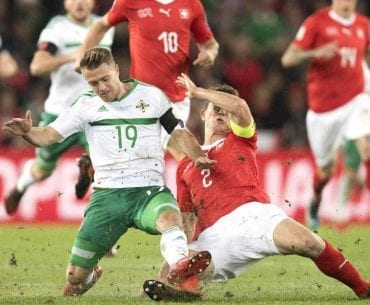 Pronóstico Suiza vs Irlanda