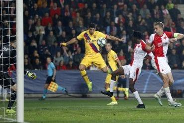 Barcelona vs Slavia Prague Betting Tip and Prediction