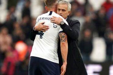 Jose Mourinho is back