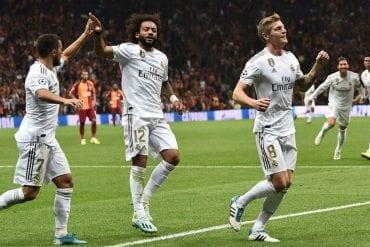 Pronóstico Real Madrid vs Galatasaray