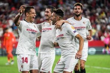 Pronóstico Sevilla vs Atlético de Madrid