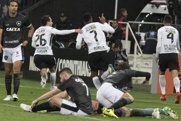 Pronóstico Botafogo vs Corinthians