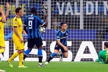 Pronóstico Dortmund vs Inter