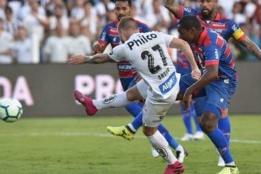 Pronóstico Fortaleza vs Santos