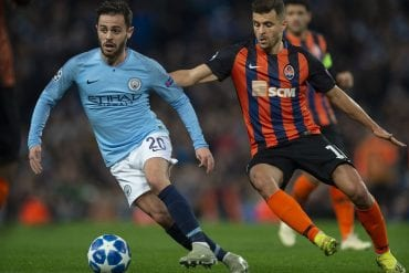 Pronóstico Manchester City vs Shakhtar