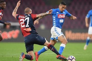 Pronóstico Napoli vs Genoa