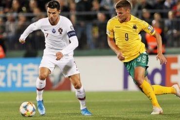 Pronóstico Portugal vs Lituania
