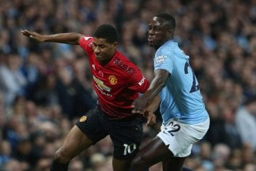 United claim the bragging rights in the Manchester derby