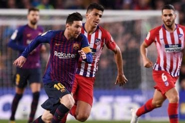 Pronóstico Atlético de Madrid vs Barcelona