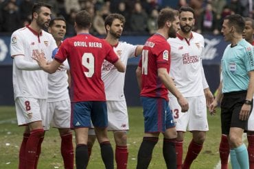 Pronóstico Osasuna vs Sevilla