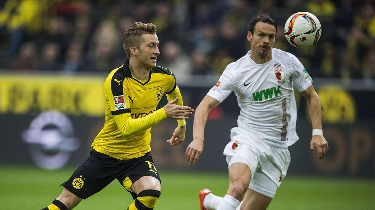 Augsburg vs dortmund betting tips english fa trophy betting on sports